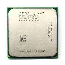 AMD Sempron 64 3100+ 1.80GHz/256KB Sockel/Socket 754 SDA3100AIO3BX CPU Processor