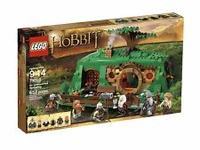 Lego The Hobbit 79003 An Unexpected Gathering Factory Sealed Brand New In Box