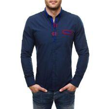 Camisas y polos de hombre multicolores azules talla XL