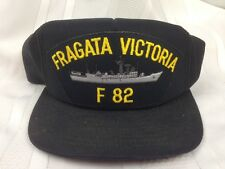 VTG Fragata Victoria F 82 Patch Hat Cap Snapback Spain Spanish Navy Frigate Ship