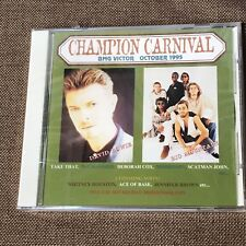 Sealed BMG Victor Champion Carnival Oct-95 JAPAN PROMO-ONLY CD PDTD-1120 D.Bowie