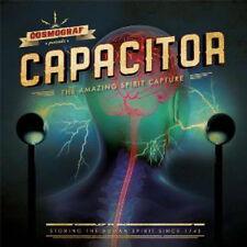 COSMOGRAF - CAPACITOR  SEALED JUNE 2014 UK PROG ROCK FEAST