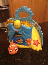 DISNEY BABY FINDING NEMO ROLLING AROUND ROLLIN' ROUND RAMP SLIDE FISHER PRICE