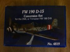 HIGH FLIGHT REPLICAS 4819 1/48 Fw 190 D-15 conversion Trimaster Dragon Tamiya