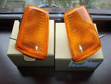 Peugeot 205 Gti AMBER Orange FRONT Indicator LIGHT **ONE ONLY o/s or n/s** NEW