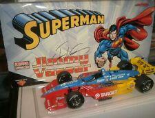 NHRA 1/18 JIMMY VASSER 1999 SUPERMAN/TARGET INDY/ CART REYNARD 1/5,784