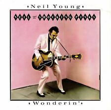 7inch NEIL YOUNG wonderin HOLLAND 1983 EX+  (S0667)