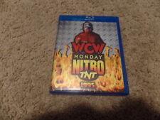 WCW MONDAY NITRO 1995 SET WRESTLING BLU-RAY