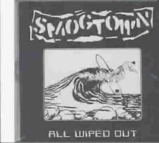 SMOGTOWN - ALL WIPED OUT [EP] NEW CD