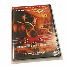 New xXx Dvd Vin Diesel WideScreen Special Edition 2002 Sealed