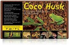 Exo Terra Coconut Husk Tropical Pet Terrarium Substrate Block NEW
