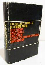 COLLECTED NOVELS OF CONRAD AIKEN HCDJ FIRST EDITION / FIRST PRINTING
