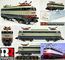 RIVAROSSI ATLAS 2196 VINTAGE '1988 TARTARUGA BAFFO ROSSO FS E444-015 BOX SCALA-N