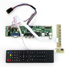 HDMI+VGA+TV+CVBS Driver Board for LP156WH4(TL)(A1) B156XW02 LTN156AT02 1366*768