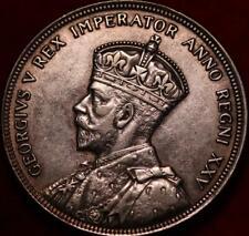 1935 Canada $1 Silver Foreign Coin