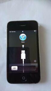 Apple iPhone 3GS - 8GB- Black (Unlocked)