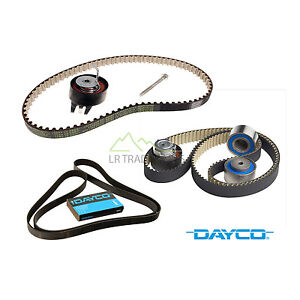 LAND ROVER DISCOVERY 4 3.0 TDV6 & SDV6 FULL CAMBELT TIMING BELT KIT DAYCO BELTS