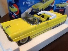 1:18 Diecast 1956 Lincoln Premier Conv. Top Down By SunStar Platinum