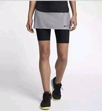 Nikecourt  Dri Fit  Women Ladies Tennis shorts Skort Skirt XS 878650-010