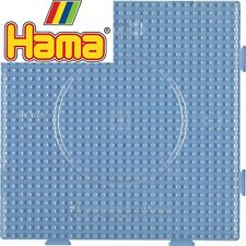 Large Transparent Interlocking Square Hama Beads Peg Board for Hama Midi Beads