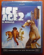 Ice Age 2: El Deshielo [Blu-Ray Region B] Castellano, Catalán ¡NUEVO A ESTRENAR!