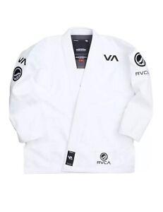 BBJ Gi Shoyoroll RVCA BJJ Gi Jiu-jitsu Brand New white Batch 60 A1