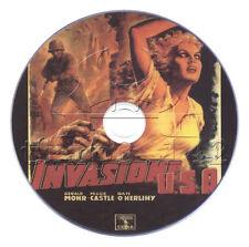 Invasion USA (1952) Sci-Fi Movie on DVD