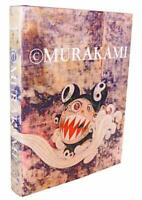 TAKASHI MURAKAMI ART BOOK JAPANESE ARTIST RARE COLLECTIBLE DECOR F/S USED