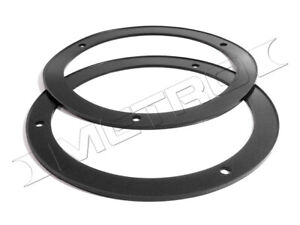 Headlight Ring Seal 3-hole type Fits: 1964-1967 Ferrari 275 GTB, USA made