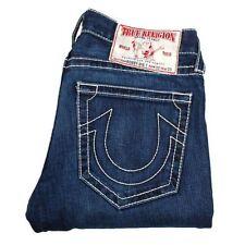True Religion Herren-Jeans in Plusgröße