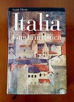 GUIDA ARTISTICA ITALIA - GUIDE ELECTA 1992