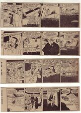 Dick Tracy by Chester Gould - 26 daily comic strips - Complete May 1953
