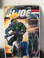 GI JOE 3.75in Action Figure 1988- Night-Viper In Package.