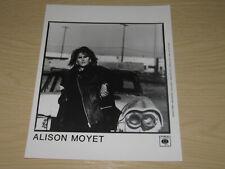 ALISON MOYET - UK PROMO PRESS PHOTO