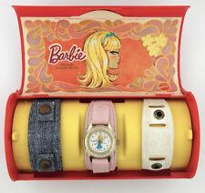 Bradley Barbie Teenage Fashion Model Character Watch Set in the Original Box