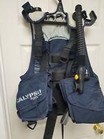 U.S. Divers Calypso Aqua-Lung Pro Line BCD, Small