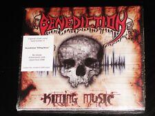 Benedicion: Killing Music - Limited Edition CD 2015 Metal Mind EU Digipak NEW