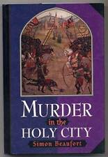 Simon BEAUFORT / Murder in the Holy City First Edition 1998
