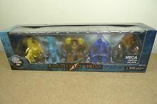 Neca 2015 cm SDCC Pacific Rim Mini Conjunto de 5 figuras de acción de réplica Kaiju/Jaegers