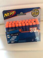 New In Box NERF N-STRIKE ELITE 30-DART REFILL For TOY