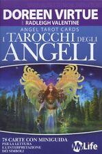 74 CARTE - I TAROCCHI DEGLI ANGELI - DOREEN VIRTUE
