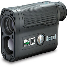 New 2017 Bushnell Scout 1000 DX 6x21 ARC Laser Rangefinder 202355