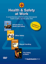Health and Safety at Work DVD