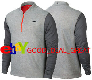 Tiger Woods TW Pullover Sweater Jacket 726570-063 @ Size Large