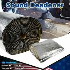 Car Insulation Sound Deadener Material Automotive Thermal Heat Shield 100 sqft