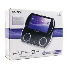 Sony PSP go Launch Edition 16GB PSP-N1001PB Piano Black Handheld System New Open