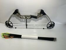 """Mission Craze Compound Bow - RH - 19-30"""" Draw - 15-70lbs. Draw Weight - *USED*"""