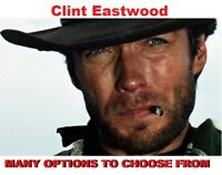 Clint Eastwood Movies * 4K or Bluray or DVD * Many options to choose from
