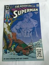 The Adventures of Superman  # 474 (DC 1991) – New Comic Book (Free Shipping)