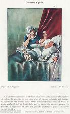 COLICHE,LAMENTI E CANE CON MAL DI DENTI. Dentista.Dentiste.Dentist.Zahnarzt.1929